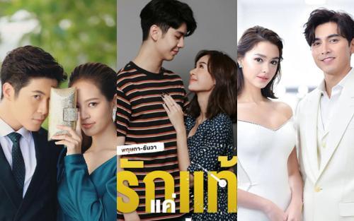 3 bộ phim truyền hình mới của TV3 Thái Lan đã hoàn thành việc quay phim, chờ ngày lên sóng