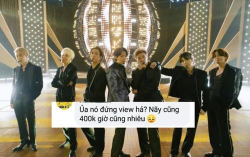 Fan 'nổi điên' khi lượt view Stage Butter của BTS tại Billboard Music Awards 2021 'bất động'