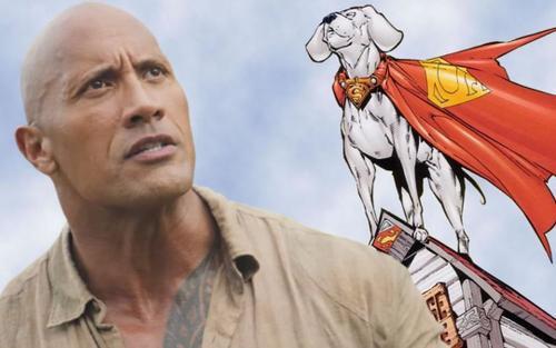 Sau 'Black Adam', The Rock sẽ phải... lồng tiếng cho chó trong hoạt hình DC?