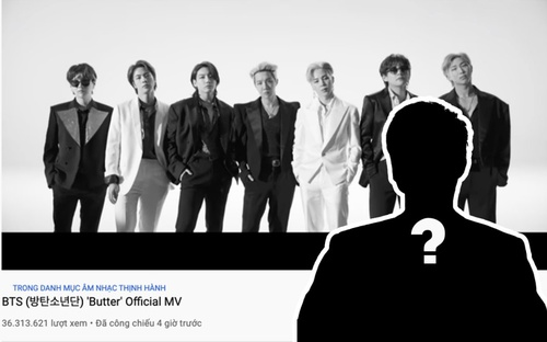 Oanh tạc thế giới nhưng Butter của BTS phải chịu phận 'chiếu dưới' nghệ sĩ này tại trending Việt Nam