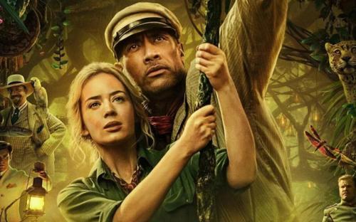 'Jungle Cruise' tung trailer hé lộ chuyến thám hiểm Amazon rừng thiêng nước độc của 'cặp đôi hoàn cảnh'
