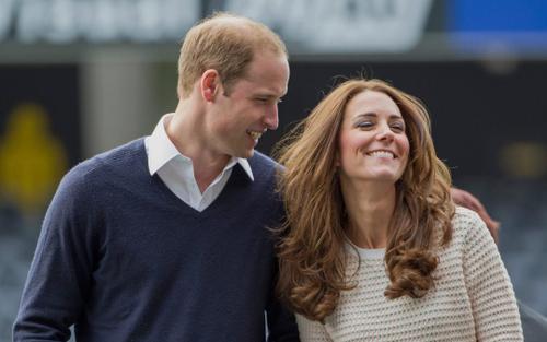 William từng thốt lên câu này khi thấy Kate mặc đồ xuyên thấu trình diễn thời trang
