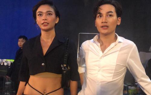 Ali Hoàng Dương 'bóc phốt' Mâu Thủy ở hậu trường The Heroes: Uống cocktail mà 'xỉn lên bờ xuống ruộng'