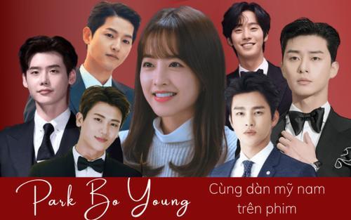 Dàn mỹ nam sánh đôi với Park Bo Young trên phim: Park Seo Joon và Song Jong Ki, ai đẹp đôi hơn?