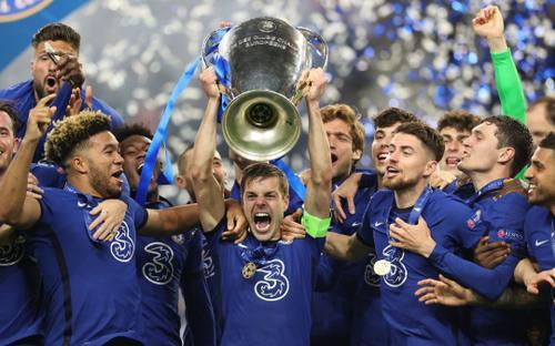 Chelsea vô địch Champions League 2020/21