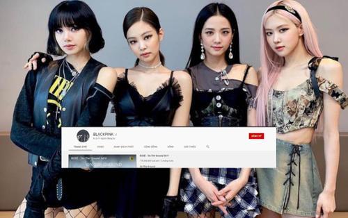 BlackPink lập kỷ lục Guinness về lượng đăng ký Youtube