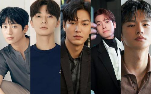 5 nam thần Hàn Quốc mà khán giả muốn thấy họ trong vai phản diện: Lee Min Ho sẽ là nhân tố đầy bất ngờ
