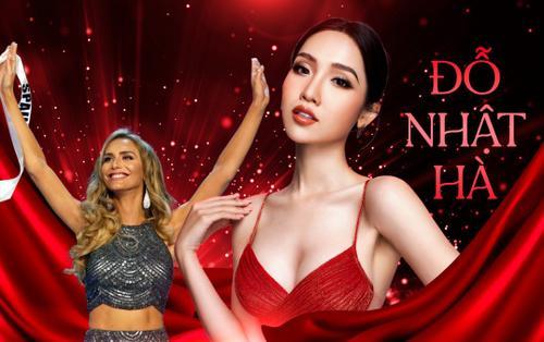 Đỗ Nhật Hà: 'Năm 2018 đã có Angela Ponce - giờ đây hãy để cái tên tôi được thực hiện giấc mơ Hoàn vũ'