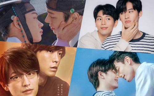 Tháng Tự Hào LGBT đừng bỏ lỡ loạt phim đam mỹ siêu hấp dẫn trên WeTV