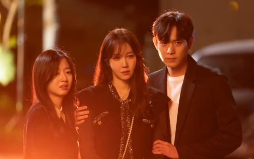Logan Lee - Min Seol Ah dự tái sinh trong 'Penthouse 3': Em không hiểu, em không hiểu biên kịch ơi!