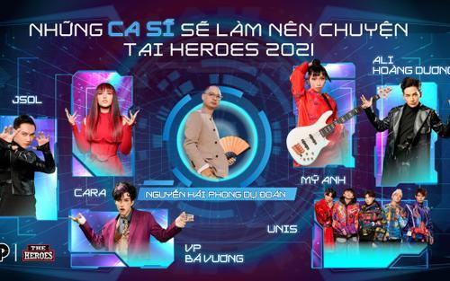 'Gạt bỏ' Erik và Quân AP, Master Nguyễn Hải Phong chỉ ra 6 gương mặt sẽ 'làm nên chuyện' tại The Heroes
