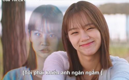 Bạn cùng phòng của tôi là Gumiho: Kang Ji Yong dạy Lee Hyeri né thính 'tham ăn và mặc chiếc áo nhàu nát'