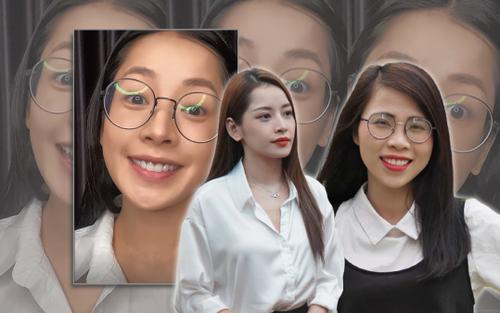 Đăng clip 'biến hình' mặt mộc, Chi Pu bị so sánh với Youtuber Thơ Nguyễn