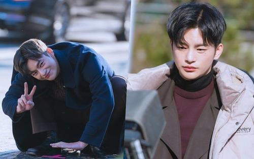 Seo In Guk lạnh lùng trên phim là thế, ai ngờ sau hậu trường lại thành một nam thần đáng yêu muốn xỉu
