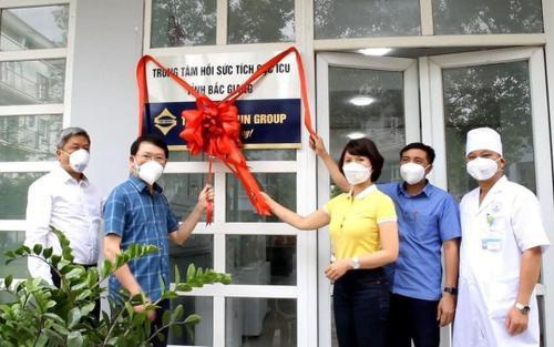 Trung tâm hồi sức tích cực lớn nhất Miền Bắc tại Bắc Giang đi vào hoạt động