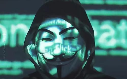 Lý do Elon Musk khiến nhóm hacker khét tiếng Anonymous tức giận