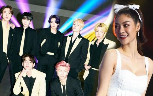 Lona Kiều Loan gây chú ý với lời nhận xét về BTS