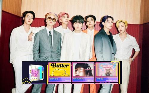 Butter của BTS giành chiến thắng với số điểm kỷ lục chưa từng có trên Inkigayo 2021