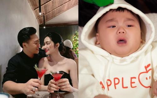 Chưa tổ chức đám cưới với bạn trai doanh nhân, Hoà Minzy lại chia sẻ câu chuyện sắp sinh con thứ 2