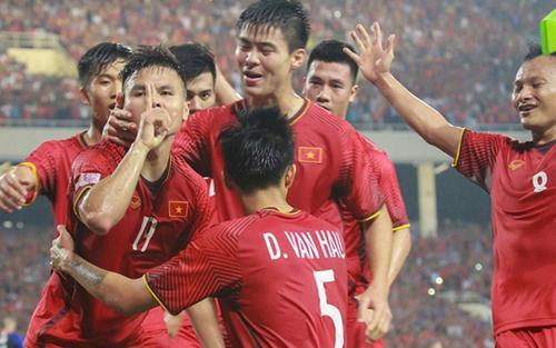 600 triệu 30 giây quảng cáo trận đội tuyển Việt Nam gặp Indonesia đêm nay