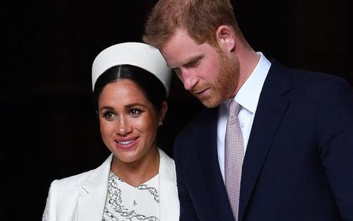 Meghan sinh con gái, đặt tên theo Nữ hoàng và Công nương Diana
