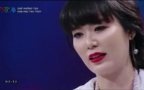 Nghẹn ngào câu chuyện Hoa hậu Thu Thủy từng kể về đám tang không khóc lóc lúc sinh thời
