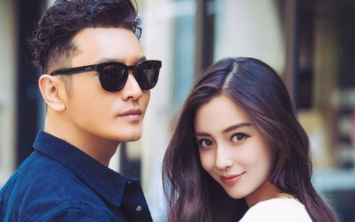 Huỳnh Hiểu Minh và Angelababy tiếp tục vướng tin đồn ly hôn vì một tiết lộ đáng ngờ trong buổi phỏng vấn