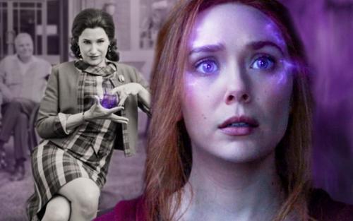 Agatha Harkness đáng ra đã là thầy của Scarlet Witch trong WandaVision