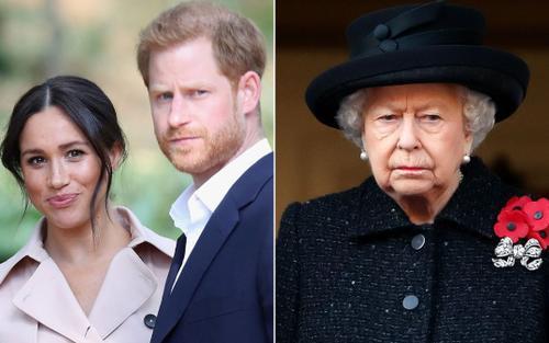 Harry - Meghan dính nghi vấn tự ý dùng tên thân mật của Nữ hoàng để đặt cho con gái