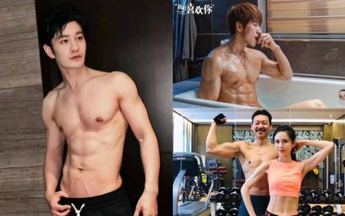 7 mỹ nam Cbiz hơn 40 tuổi nhưng body cực đẹp, xóa bỏ lời nguyền càng già càng béo