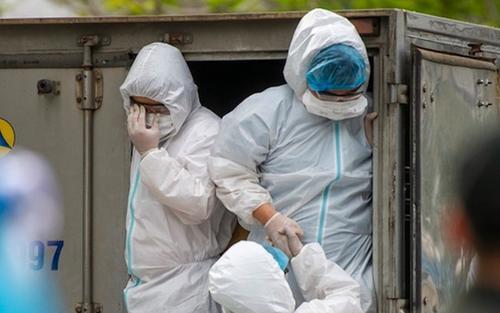 TP.HCM: 3 công nhân trong công ty 10.000 lao động ở huyện Củ Chi được phát hiện dương tính với SARS–CoV-2