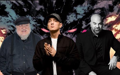Eminem, Kevin Feige cùng loạt sao Hollywood hội tụ trong đêm đại tiệc Hellfire của X-Men