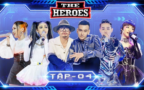 Team Hà Lê - Nimbia chiêu đãi fan bữa tiệc âm nhạc vừa chill vừa có thể quẩy tại The Heroes 2021