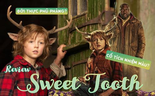 Review 'Sweet Tooth': Khi sự thật phũ phàng mang sắc màu cổ tích