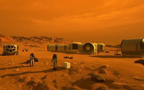 Phát hiện mới cho thấy con người có thể sản sinh trên sao Hỏa