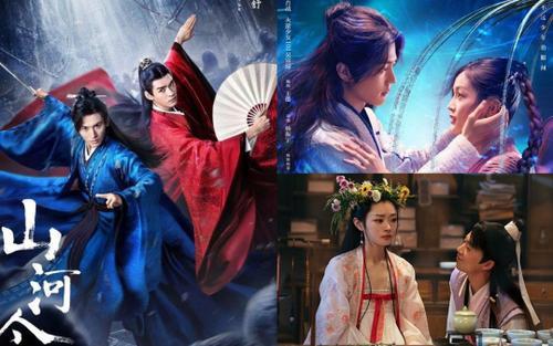 10 phim cổ trang có điểm Douban cao nhất nửa đầu 2021: Sơn hà lệnh cho Ở rể - Đấu la đại lục 'hít khói'