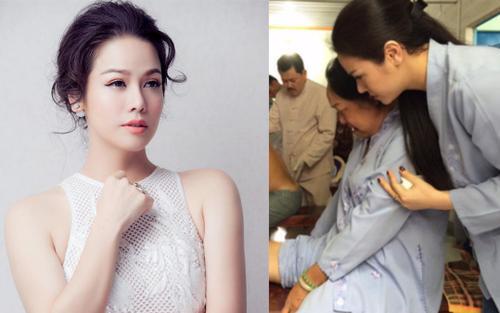 Nhật Kim Anh bị 'đào bới' hình ảnh từng đưa mẹ đến ông Võ Hoàng Yên chữa bệnh nhiều năm trước