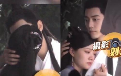 Netizen Trung náo loạn với cảnh hôn sâu của Tiêu Chiến - Nhậm Mẫn trong 'Ngọc cốt dao'