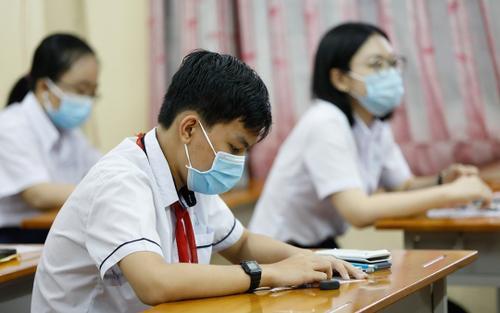 Hôm nay, Hà Nội bắt đầu chấm thi vào lớp 10
