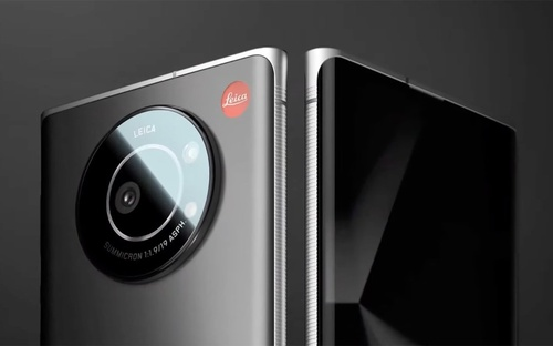 Leica ra mắt smartphone đầu tiên, giá còn đắt hơn iPhone 12 Pro Max
