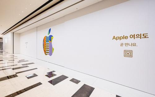 Thoả thuận đầy bất ngờ của Apple với LG tại Hàn Quốc