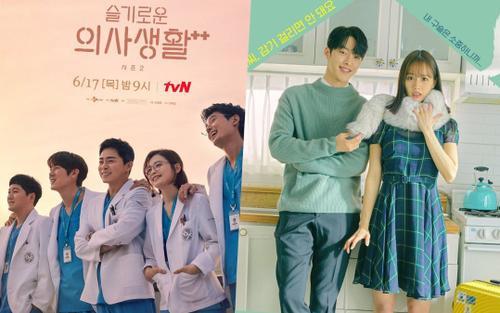 Phim 'Hospital Playlist 2' đạt rating hai chữ số ngay khi lên sóng tập 1 - Phim của Lee Hyeri rating tăng