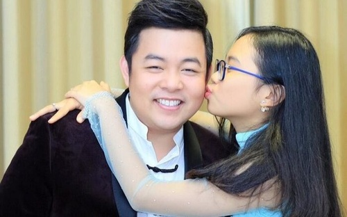 Sòng phẳng cát xê với Phương Mỹ Chi nhưng Quang Lê không tiếc tiền khi tặng quà cho con gái 200 triệu