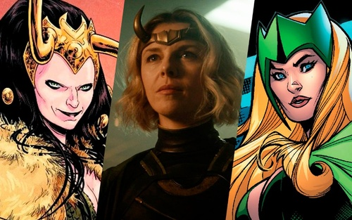 Giả thuyết 'Loki': Biến thể nữ của Loki có thể không phải là Lady Loki