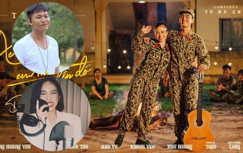 Dương Hoàng Yến tổ chức cuộc thi cover bài mới: Diệu Nhi và Mũi trưởng Long 'xí phần' tranh giải