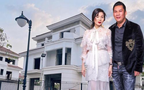 Hậu ly hôn Lệ Quyên, đại gia Đức Huy 'chi mạnh' xây căn biệt thự 200 tỷ