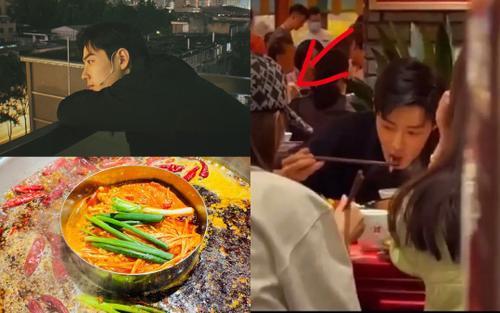 Tiêu Chiến bị vây chặt trong bữa tiệc liên hoan 'Như mộng chi mộng', đại diện nhà hàng lên tiếng xin lỗi