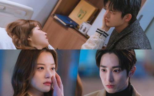 'Doom at Your Service' tập 13: Chiếc hôn ngọt ngào của Seo In Guk đã đánh thức ký ức của Park Bo Young