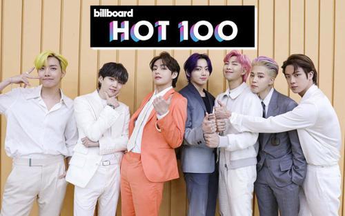 Chuỗi thành tích của BTS lại dài thêm trên BXH Billboard với loạt no.1 ấn tượng