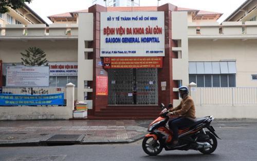 Phát hiện 5 ca dương tính Covid-19 đến khám, bệnh viện Đa khoa Sài Gòn tạm đóng cửa